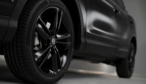Nissan Qashqai Black Edition Pack
