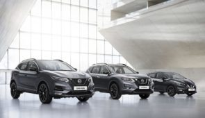 Nissan N-Tec 'limited' editions